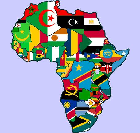 africa-flag-map1